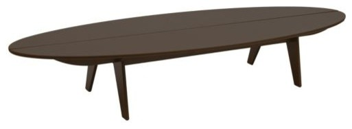 Bolinas Cocktail Table by Loll Designs modern-outdoor-pillows