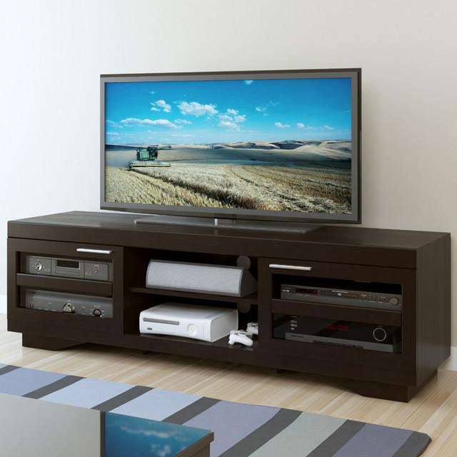 ... Contemporary - Entertainment Centers And Tv Stands - by Overstock.com