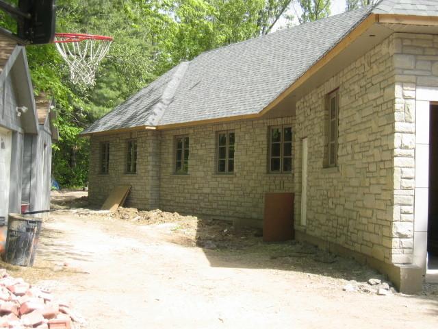 Custom Designed Home Addition