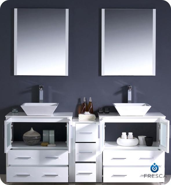Double Wide Bathroom Sink : ... & Organization / Bathroom Storage & Vanities / Bathroom Vanities