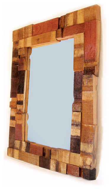 Contemporary Mirrors by Etsy