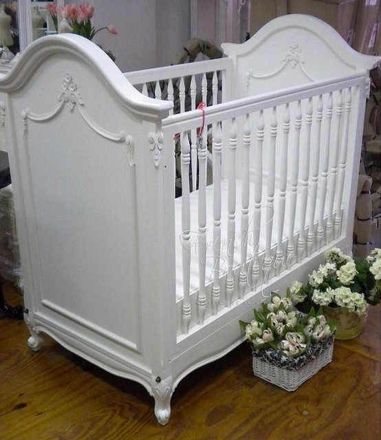 French Baby Cot Traditional Cots By Frenchboutique Com Au