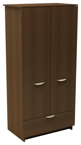 Nocce Truffle Armoire modern-armoires-and-wardrobes