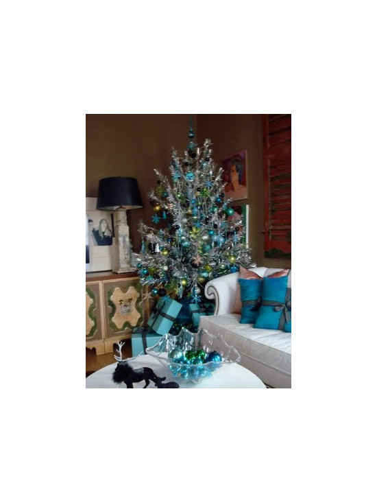 The Fashionista Christmas Tree -