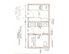 8x8 bathroom layout help for Bathroom designs 8x8