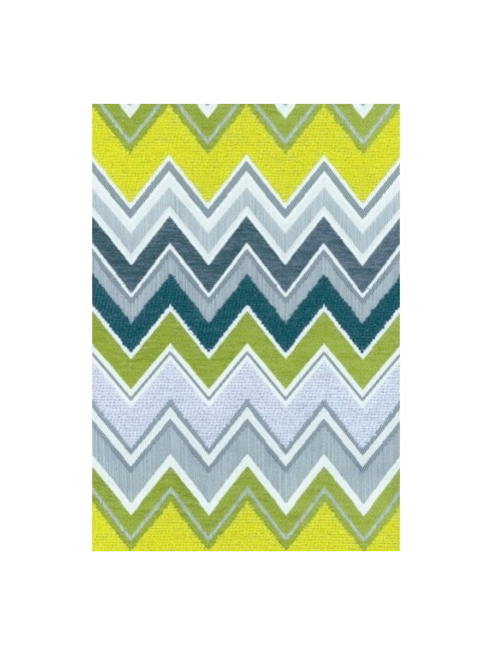Zenyatta Mondatta - Zenyatta Mondatta  not only do I like saying the name of this pattern :)  but I love the chevron pattern and colors!