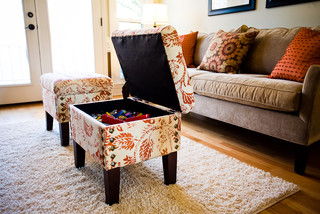 Home Improvement Tips Using Double Duty Furniture