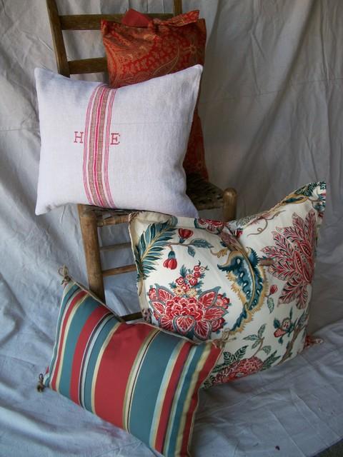 Pillowville on Etsy.com decorative-pillows