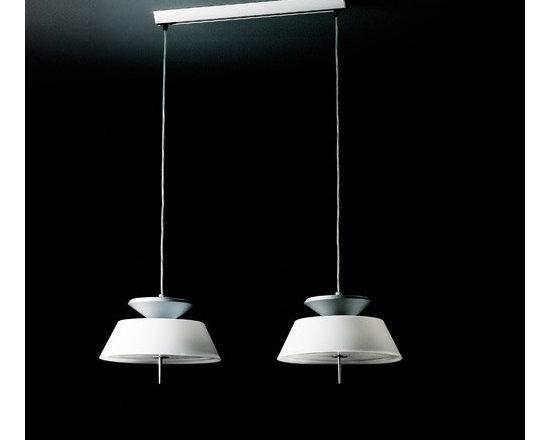 BLux - Julieta 2 Light Multipoint Pendant | BLux - Design by Manel Ybarguengoitia.