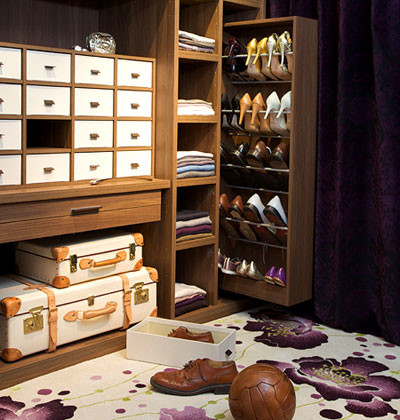 Pull out shoe rack pantry shoe rack - Cool walk in closet ideas ...