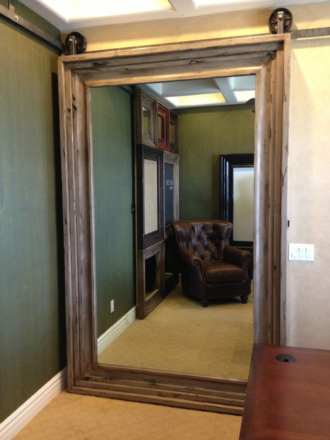 Custom Sliding Barn Doors - Modern - phoenix - by Massiv Brand