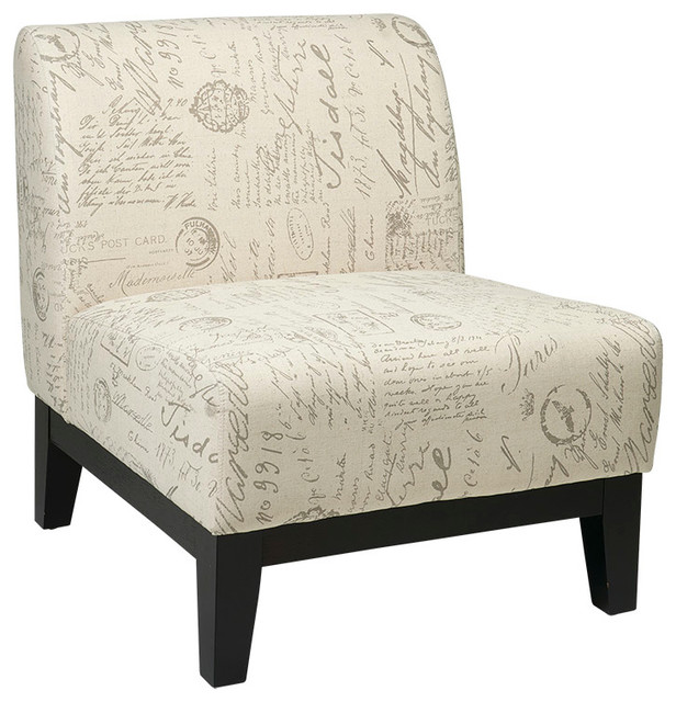 Office Star Avenue Six Glen Chair in Script traditional-living-room-chairs