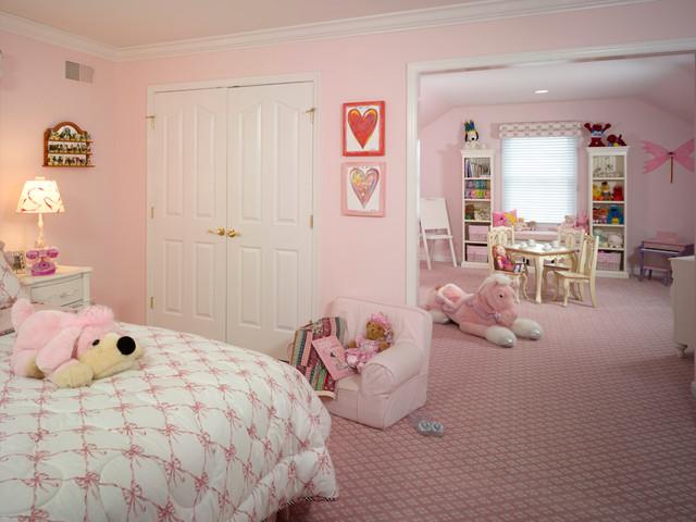 Ballerina Bedroom Suite   Contemporary   Kids   newark   by Sheila