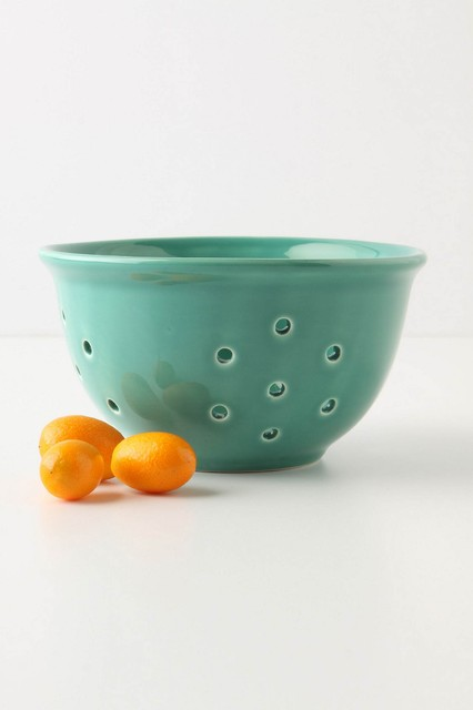 Perennial Mini Colander contemporary-colanders-and-strainers