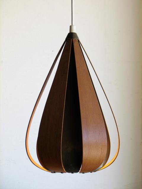 Vintage Teardrop Pendant Light Modern Pendant Lighting