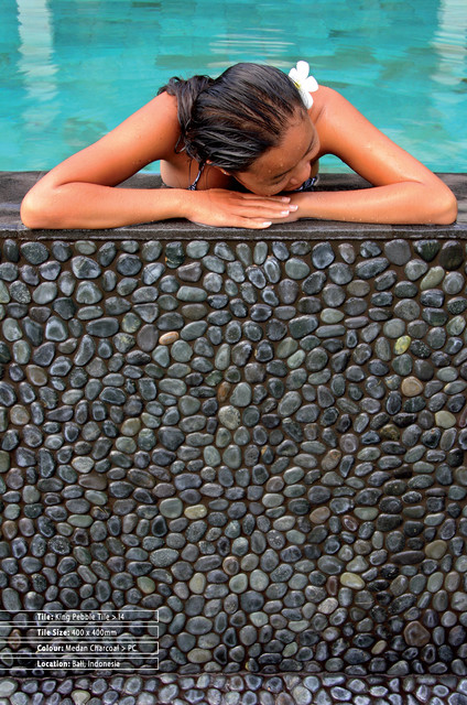 Pebbles,Stones, Topical wall-and-floor-tile