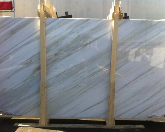 Calacatta Crema Marble Slabs from Royal Stone & Tile