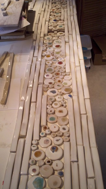 Custom Tile Commissions eclectic-tile