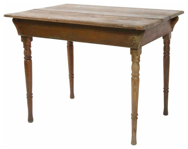 1880's Farm Table mediterranean-dining-tables