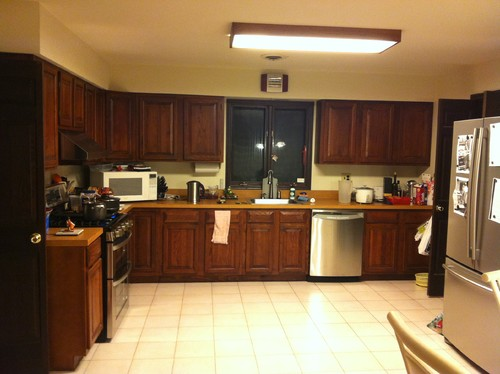 Why is this kitchen so ugly?