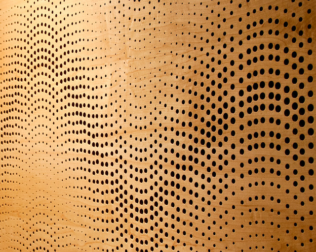 Acoustic Wood Panels Eclectic Kids Wall Decor Other