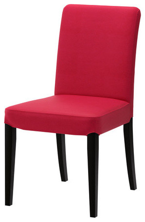 HENRIKSDAL Chair Transitional Dining Chairs By IKEA