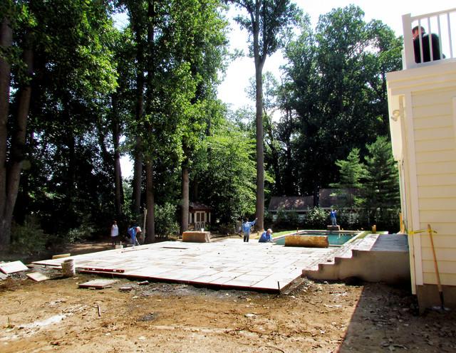 Landscape Contractor's Association of MD/DC/VA Award-winning project transitional-landscape