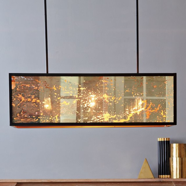 Panorama Chandelier Contemporary Chandeliers By West Elm