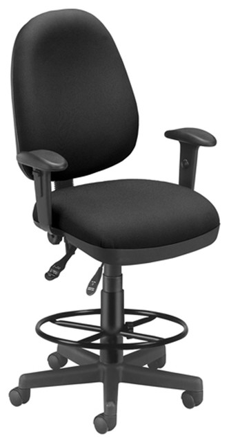 BLACK OFM Executive Computer Task Office Chair office-chairs