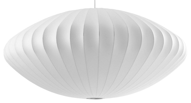 Bubble Lamp, Saucer, Extra Large | Modernica midcentury-pendant-lighting