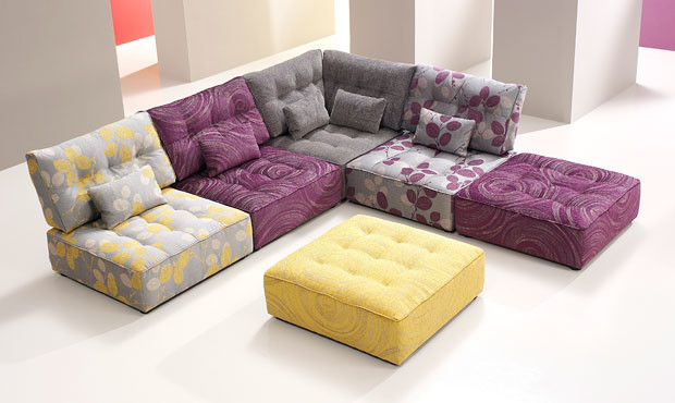 Alice Modular Fabric Sofa - Modern - Sectional Sofas ...