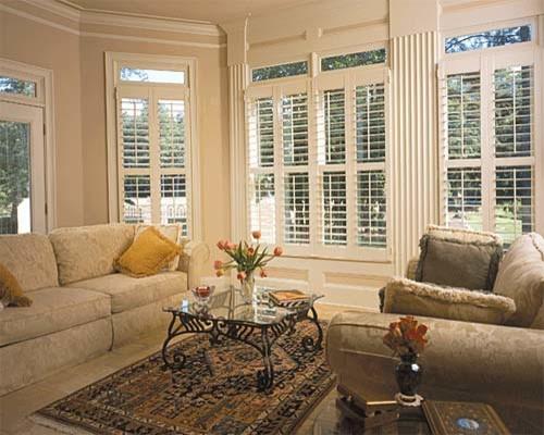 Window Shutters - Plantation Shutters traditional