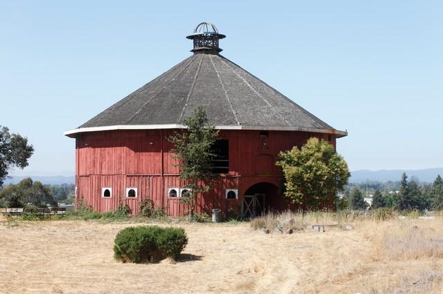 The  Round Barn artwork