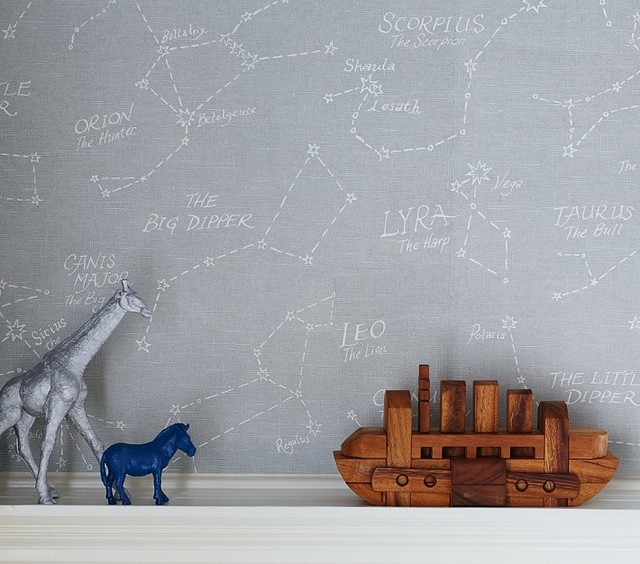 Constellation Decal Contemporary Wall Decals By