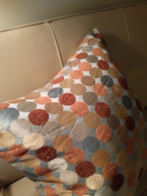 D.R.B. Project traditional-decorative-pillows