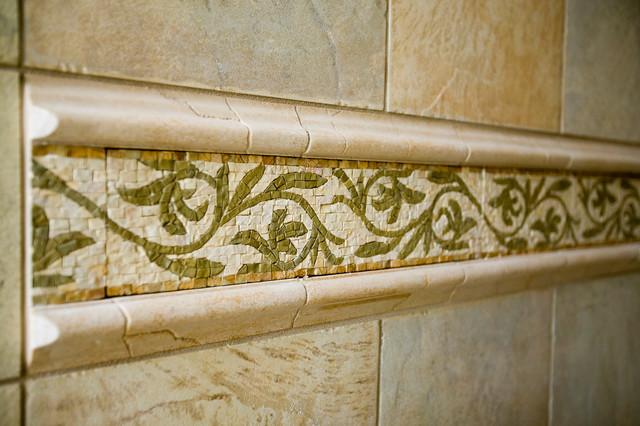 Upscale master Bath Ideas eclectic