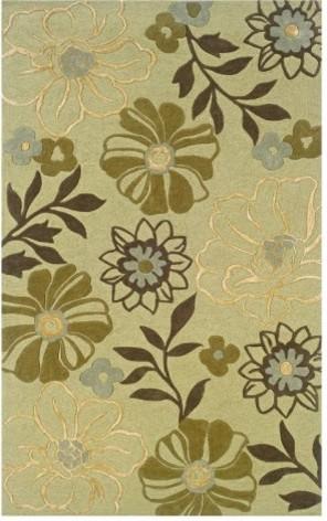 Sphinx by Oriental Weavers 84123 Utopia Flora Area Rug contemporary-rugs