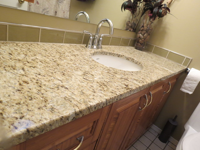 Bathroom Granite Countertops : Granite & Quartz Countertops -bathroom-countertops