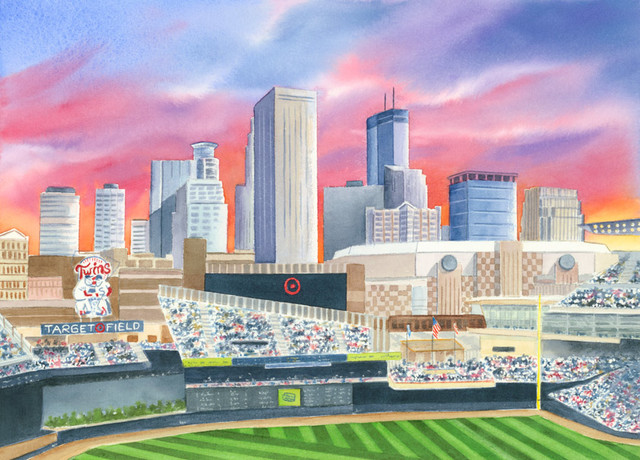 Wall Paper Decor Target : Target field wall art contemporary wallpaper