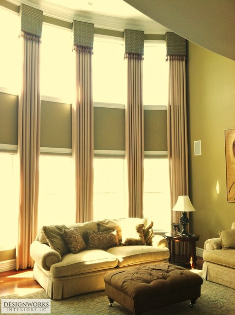 Modern Window Treatments Casual Cottage