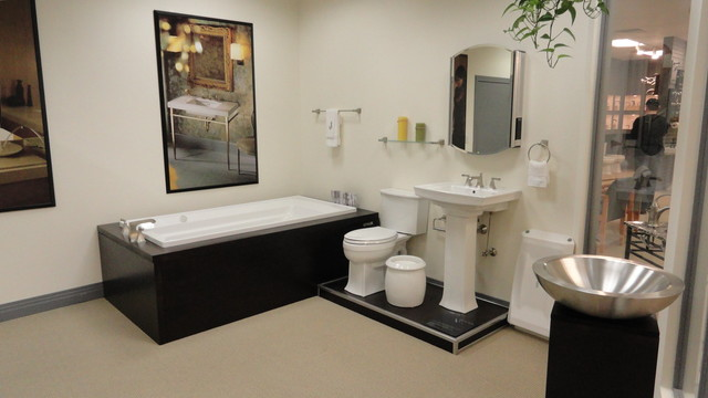 Kohler Showroom : Denver Kohler Showroom - Contemporary - Bathtubs - denver - by ...