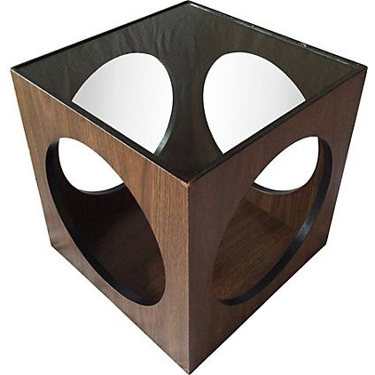 Mod Cube Table - Eclectic - Side Tables And End Tables - new york - by Second Shout Out