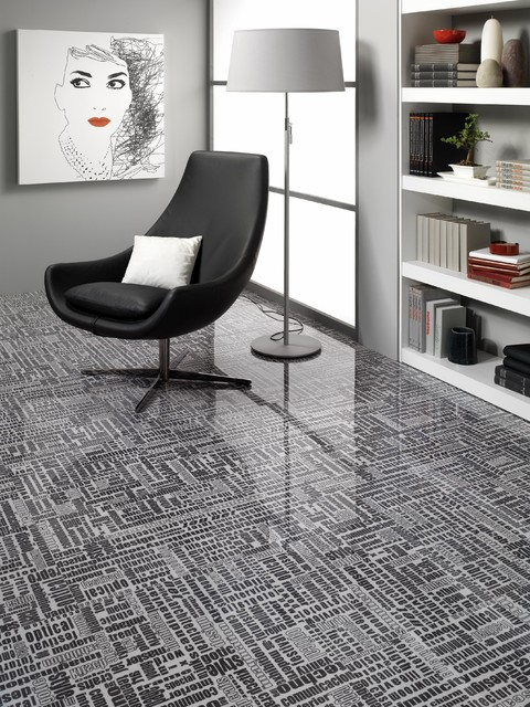 2012 Tile Trends Photography - Living Spaces with Coverings Preview  home office
