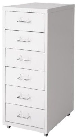 HELMER Drawer unit on casters - Scandinavian - Filing Cabinets - by IKEA