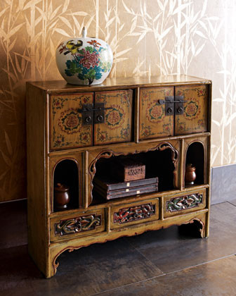 Antique Cabinet traditional-storage-cabinets