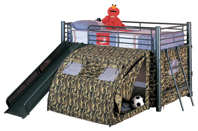 Bunk Beds with Slide 640 x 426