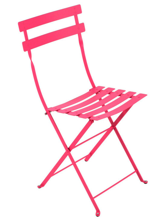 Fermob Bistro Chair - The Fermob Bistro Chair is THE design originally patented in 1889 in France.