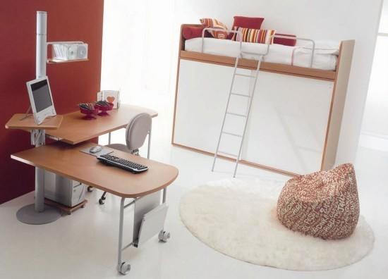Compact bedroom bedroom