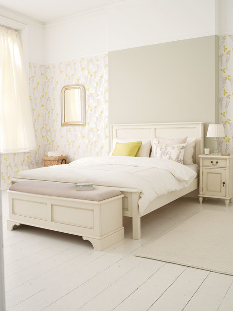 laura ashley transitional bedroom other metro by
