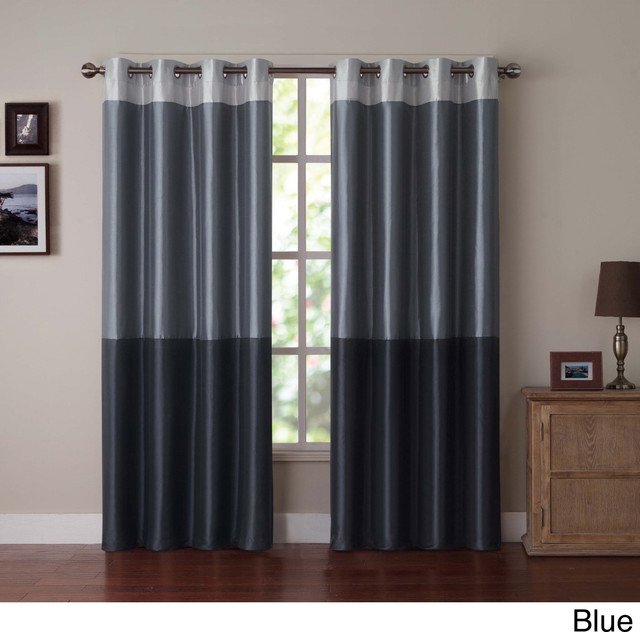 Cold Room Door Curtains Embellished Curtain Panels